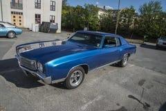 Chevrolet von den siebziger Jahren Stockbild
