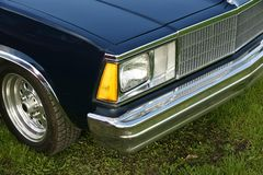 Chevrolet-Vorderseite stockfotografie