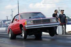 Chevrolet wheelie Zdjęcia Stock
