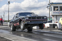 Chevrolet wheelie Fotografia Stock