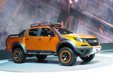 Chevrolet Z71 Xtreme Colorado Stock Foto
