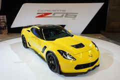 Chevrolet ZO6 Corvette Stock Photography