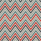 Chevron abstract background. Retro seamless pattern with classic geometric ornament. Zigzag horizontal lines wallpaper. Chevron diagonal stripes abstract royalty free illustration