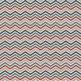 Chevron Abstract Background. Retro Seamless Pattern With Classic Geometric Ornament. Zigzag Horizontal Lines Wallpaper. Stock Photography