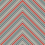 Chevron Abstract Background. Retro Seamless Pattern With Classic Geometric Ornament. Zigzag Horizontal Lines Wallpaper. Royalty Free Stock Photo