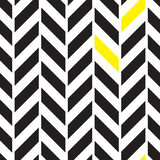 Chevron alternate seamless pattern Stock Images