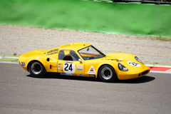 1969 Chevron B8 at Monza Circuit Royalty Free Stock Photo