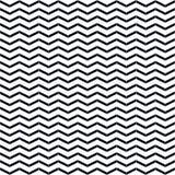 Chevron background, design seamless pattern black, white royalty free illustration