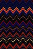Chevron black city night zigzag pattern abstract art background trends. Chevron black city night zigzag pattern abstract art background, color trends Stock Illustration