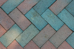 Chevron Brick Pattern