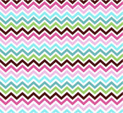 Chevron colors pattern paper. Chevron colors pattern zig zag vector paper background Stock Photos
