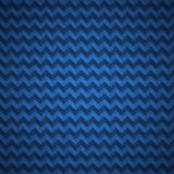 Chevron cool blue pattern Stock Images