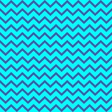 Chevron design seamless pattern. Navy blue zigzag, blue. Background vector illustration