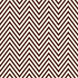 Chevron diagonal lines abstract background. Outline seamless pattern with geometric ornament. Modern style texture. Repeated figures wallpaper.Vector art stock illustration