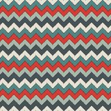 Chevron stripes abstract background. Bright seamless pattern with classic geometric ornament. Zigzag horizontal lines. Chevron diagonal stripes abstract royalty free illustration