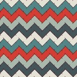 Chevron stripes abstract background. Bright seamless pattern with classic geometric ornament. Zigzag horizontal lines. Chevron diagonal stripes abstract stock illustration