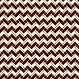 Chevron stripes background. Retro style seamless pattern with classic geometric ornament. Zigzag lines wallpaper. Chevron diagonal stripes abstract background Stock Photography