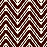 Chevron abstract background. Tribal and ethnic seamless pattern with repeated zigzag lines. Classic geometric ornament. Chevron diagonal stripes abstract royalty free illustration