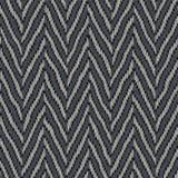 Chevron fabric texture Stock Images