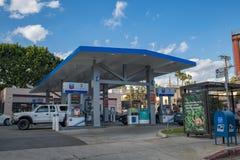 Chevron gas station Royalty Free Stock Photos