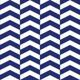 Chevron Geometric seamless pattern Royalty Free Stock Photo