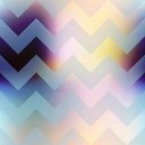 Chevron pattern on blur background. Stock Photos