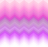 Chevron pattern in different shades and tones of pink Stock Photo