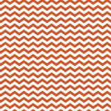 Chevron pattern pumpkin, orange Stock Photos