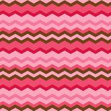 Chevron pattern. Seamless colorful zigzag chevron pattern background Royalty Free Stock Images