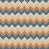 Chevron pattern seamless vector arrows geometric design colorful grey beige brown black pastel Royalty Free Stock Photography