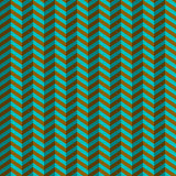 Chevron pattern with shadow Royalty Free Stock Images