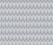 Chevron patterns tile, grey and silver design element, decorative seamless background. Vector EPS 10 Royalty Free Stock Images