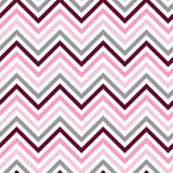 Chevron pink white gray burgundy seamless pattern vector royalty free illustration