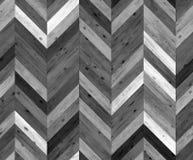 Chevron random color natural parquet seamless floor texture Stock Photo