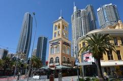 Chevron Shopping Centre Gold Coast Queensland Australia Royalty Free Stock Images