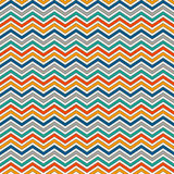 Chevron stripes background. Bright seamless pattern with classic geometric ornament. Chevron diagonal stripes abstract background. Bright seamless pattern with royalty free illustration