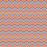 Chevron stripes background. Bright seamless pattern with classic geometric ornament. Zigzag horizontal lines wallpaper. Chevron diagonal stripes abstract stock illustration