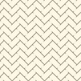 Chevron stripes background. Retro style seamless pattern with classic geometric ornament. Zigzag lines wallpaper. Chevron diagonal stripes abstract background Stock Photos