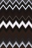 Chevron zigzag brown coffee bronze pattern abstract art background trends. Chevron zigzag brown coffee bronze pattern abstract art background, color trends Royalty Free Stock Photo