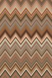 Chevron zigzag brown coffee bronze pattern abstract art background trends. Chevron zigzag brown coffee bronze pattern abstract art background, color trends Royalty Free Stock Photography