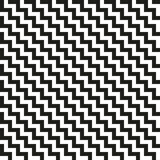 Chevron Zigzag diagonal seamless texture Royalty Free Stock Image