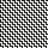 Chevron Zigzag diagonal seamless texture. Chevron Zigzag black-white monochrome diagonal pattern. Seamless texture Royalty Free Stock Image