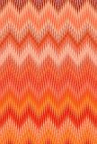 Chevron zigzag wave red, orange flame fire pattern abstract art background, carrot, coral, peach, salmon, tangerine, red-yellow, c. Chevron zigzag wave red royalty free illustration