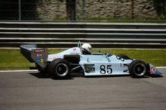 1977 Chevronb40 Formule 2 Royalty-vrije Stock Foto's