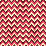 Chevrons seamless pattern background retro vintage Stock Image
