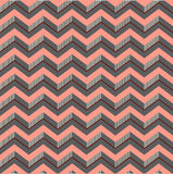 Chevrons Seamless Pattern. Stock Photo