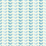 Chevrons Seamless Pattern.  Royalty Free Stock Photo