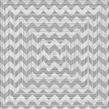 Chevrons striped pattern background. Stock Photos