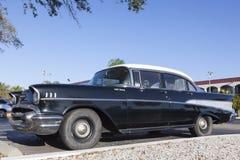 1957年chevy的belair 免版税库存照片