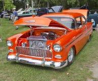 Chevy 1955 Delray Стоковое Изображение RF